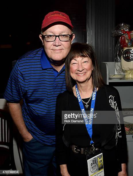Music executive and historian Bob Mitchell and photographer Raeanne Rubenstein attend the world premiere of Annenberg Space for Photography's Country...