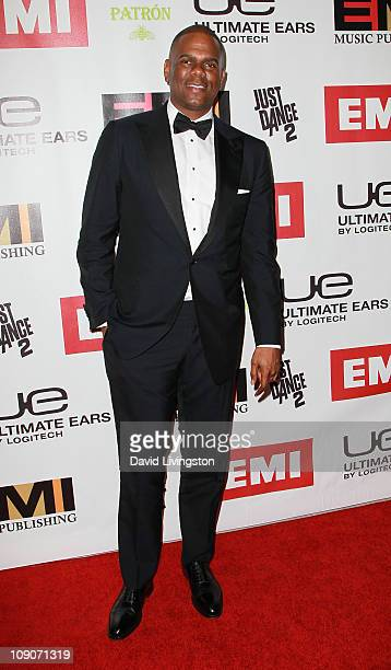 Music executive Big Jon Platt attends the EMI GRAMMY After-Party at Milk Studios on February 13, 2011 in Los Angeles, California.