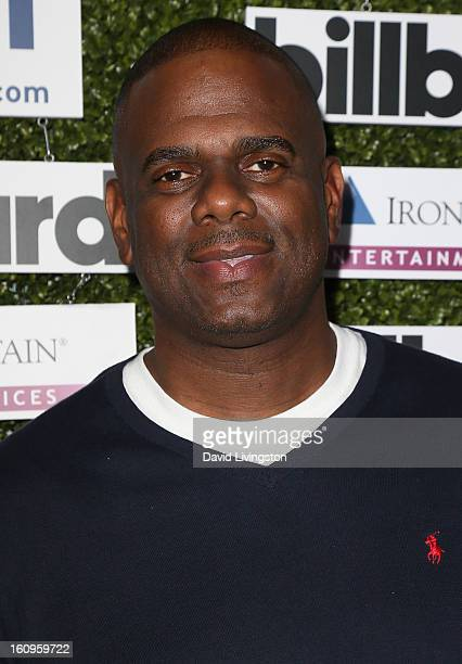 Music executive Jon Platt attends the 1st Annual Billboard Power 100 Event honoring Clive Davis at The Redbury Hotel on February 7, 2013 in...