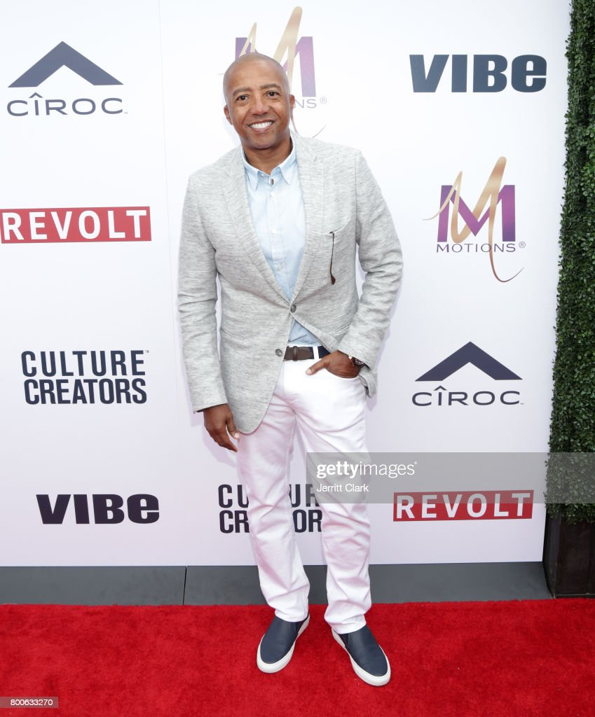 Culture Creators 2nd Annual Awards Brunch Presented By Motions Hair And Ciroc