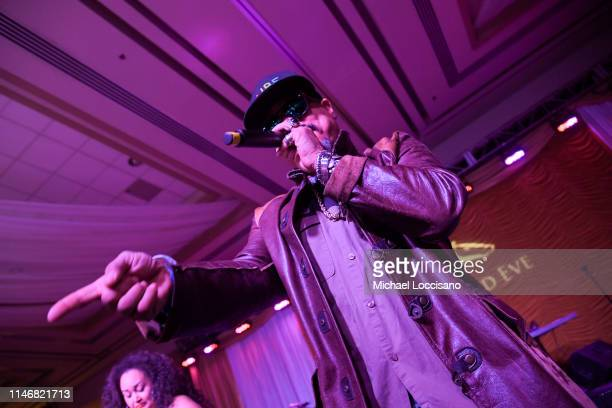 Music Factory performs onstage during the 145th Kentucky Derby Unbridled Eve Gala at The Galt House Hotel Suites Grand Ballroom on May 03 2019 in...