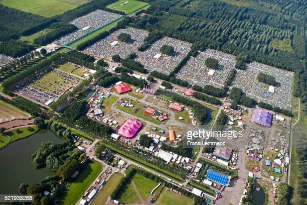 Music festival Lowlands in Biddinghuizen, Netherlands
