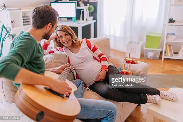 Musique pour mon futur bébé