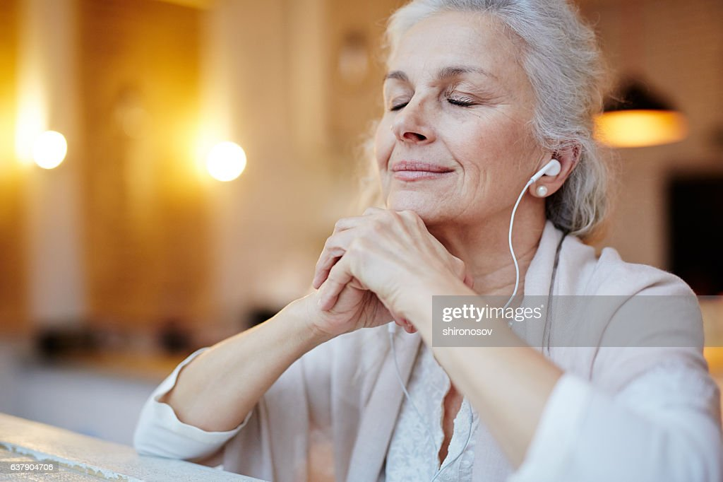 Music for relax : Stock Photo