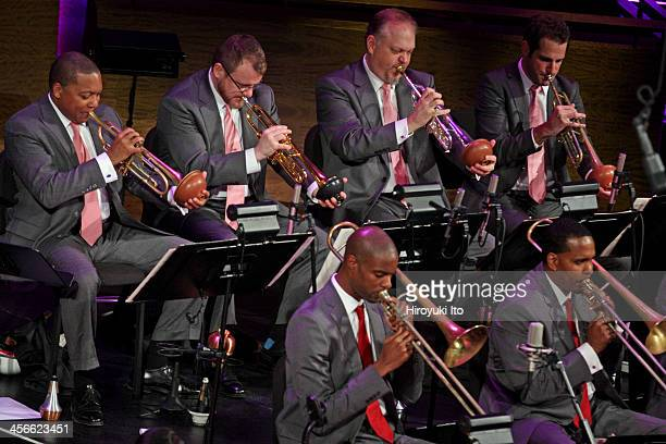 """Sachal Jazz Ensemble and the Jazz at Lincoln Center Orchestra with Wynton Marsalis"""" at Rose Theater on Saturday night, November 23, 2013.This..."""