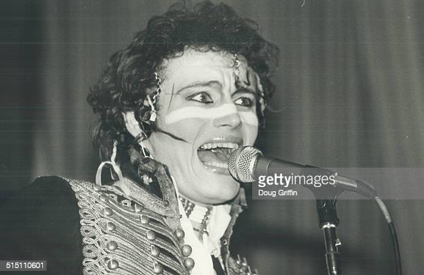 Music Group Adam and the Ants
