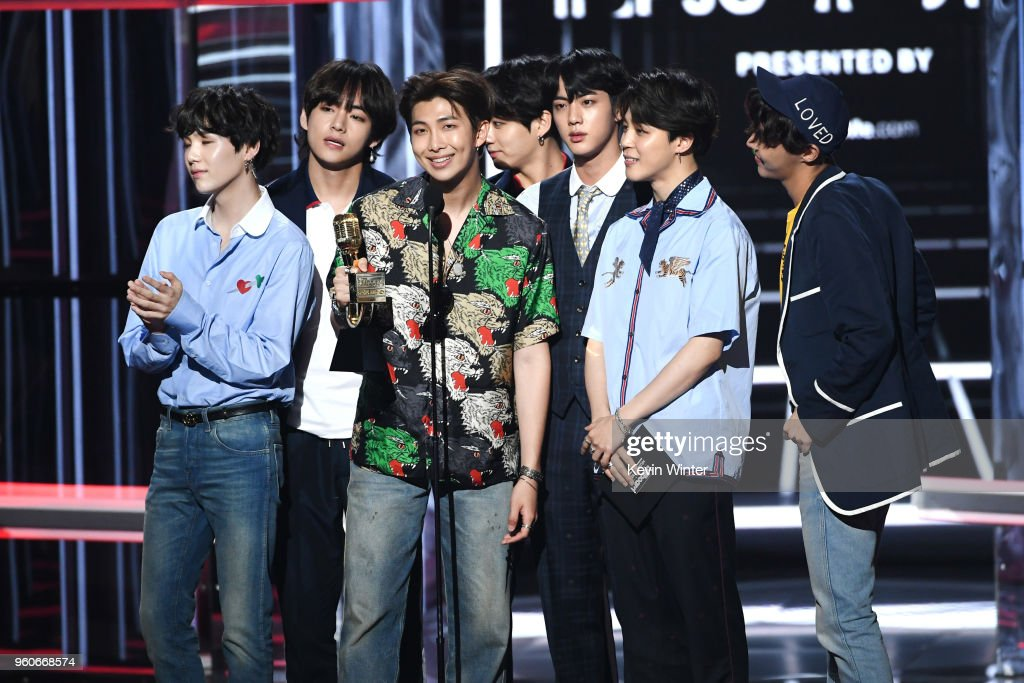 2018 Billboard Music Awards - Show : News Photo