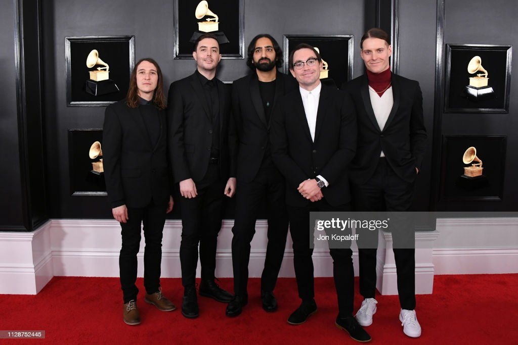 61st Annual GRAMMY Awards - Arrivals : News Photo