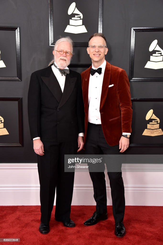 59th GRAMMY Awards -  Arrivals : News Photo