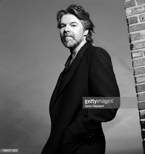 Music icon Bob Seeger poses for a portrait in 1988 in Los Angeles California