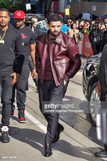 Music icon Drake attends 'The Carter Effect' premiere at Princess of Wales Theatre on September 9 2017 in Toronto Canada