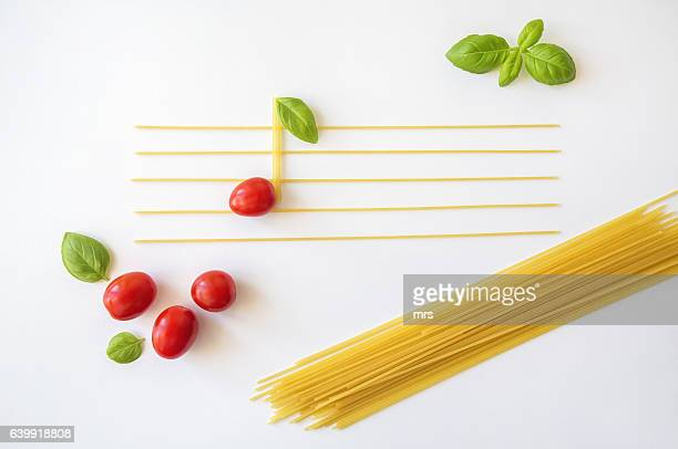 Music in the kitchen