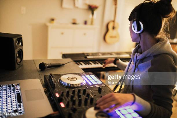 music is my passion - electronic music stock pictures, royalty-free photos & images