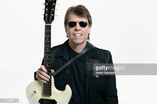Music legend George Thorogood poses for a portrait in Los Angeles California