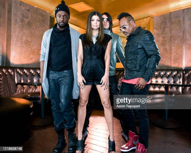 Music Legends Black Eyed Peas in Los Angeles California