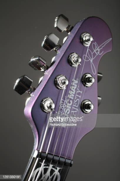 Music Man John Petrucci Signature Collection Majesty Electric Guitar Studio Shoot