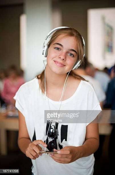 La musique de téléphone mobile intelligent