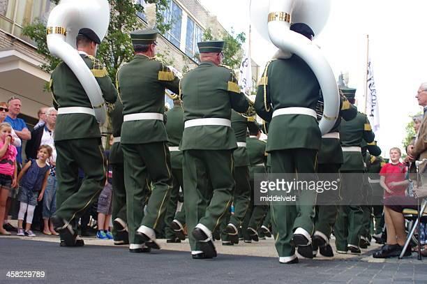 Music parade in Kerkrade