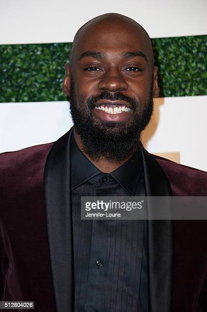 Music performer Mali Music arrives at ICON MANN's 4th Annual Power 50 Dinner at Mr C Beverly Hills on February 26 2016 in Beverly Hills California