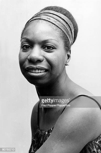 10th May 1967 Nina Simone American jazz singer