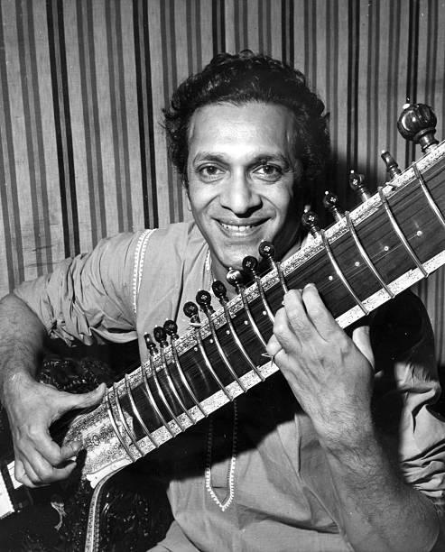 UNS: 7th April 1920 - Musician Ravi Shankar Born
