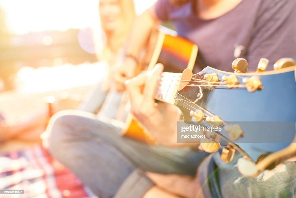 La musique : Photo
