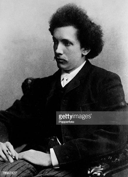 Music Portrait of German composer Richard Strauss