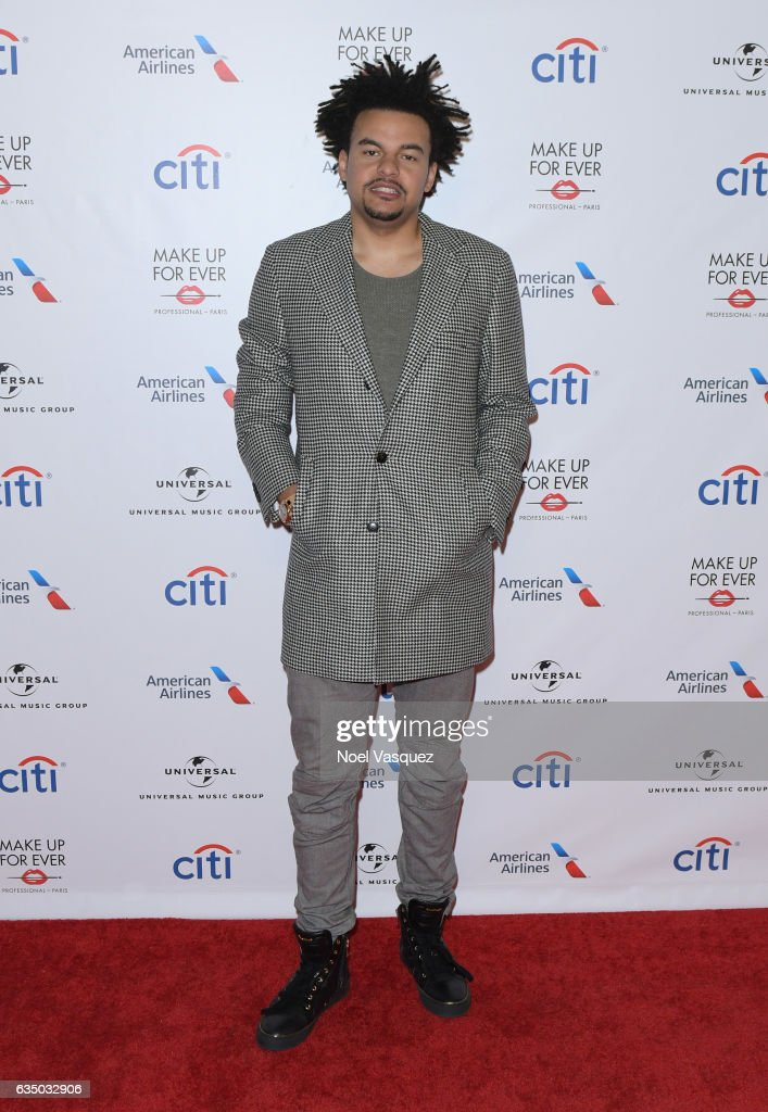 Universal Music Group 2017 Grammy After Party Presented By American Airlines And Citi - Red Carpet : News Photo