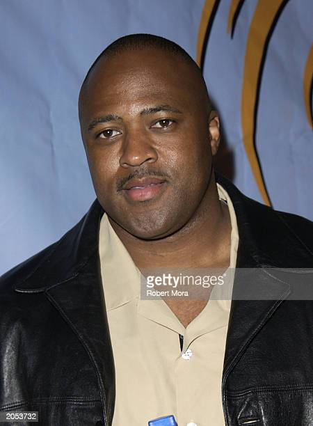 Music producer Big Tank attends a wine tasting and CD release party for Sonoma Uncorked narrated by David Hyde Pierce at Cinespace Club Lounge June 3...