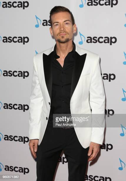 Music Producer Damon Sharpe attends the 2018 ASCAP Pop Music Awards at The Beverly Hilton Hotel on April 23 2018 in Beverly Hills California