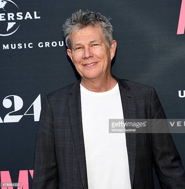 Music Producer David Foster arrives at the premiere of A24 Films 'Amy' at ArcLight Cinemas on June 25 2015 in Hollywood California