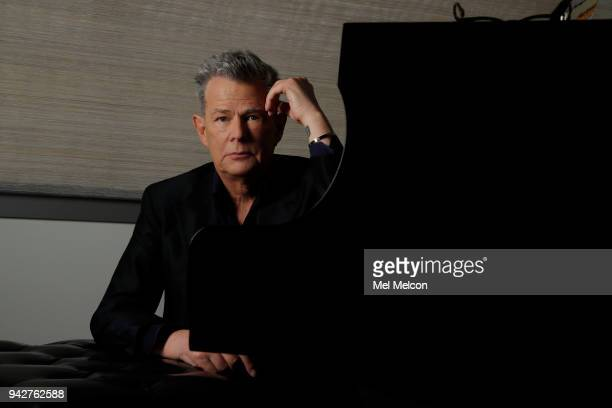 Music producer David Foster is photographed for Los Angeles Times on March 12 2018 in Los Angeles California PUBLISHED IMAGE CREDIT MUST READ Mel...