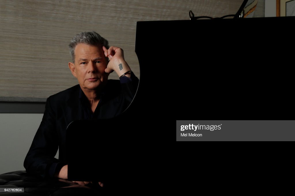 Music producer David Foster is photographed for Los Angeles Times on March 12, 2018 in Los Angeles, California. PUBLISHED IMAGE.