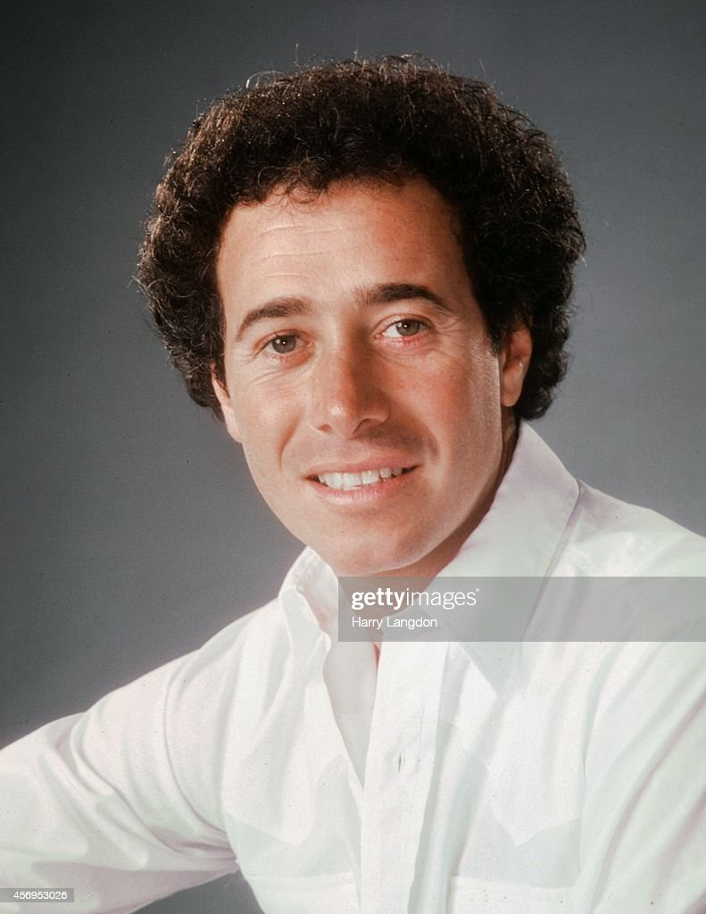 Music Producer David Geffen poses for a portrait in 1980 in Los Angeles, California.