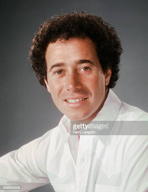 Music Producer David Geffen poses for a portrait in 1980 in Los Angeles California