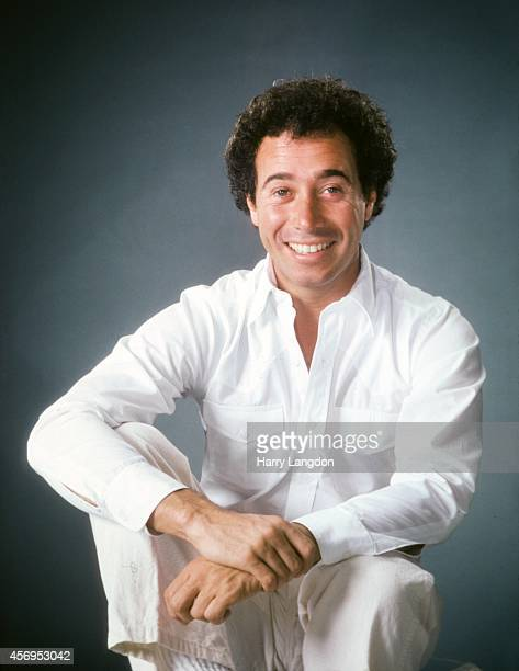 Music Producer David Geffen poses for a portrait in 1980in Los Angeles California