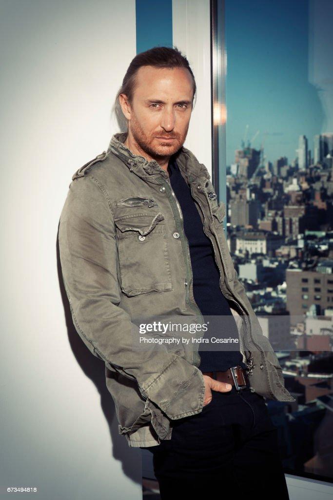 David Guetta, The Untitled Magazine, April 13, 2017