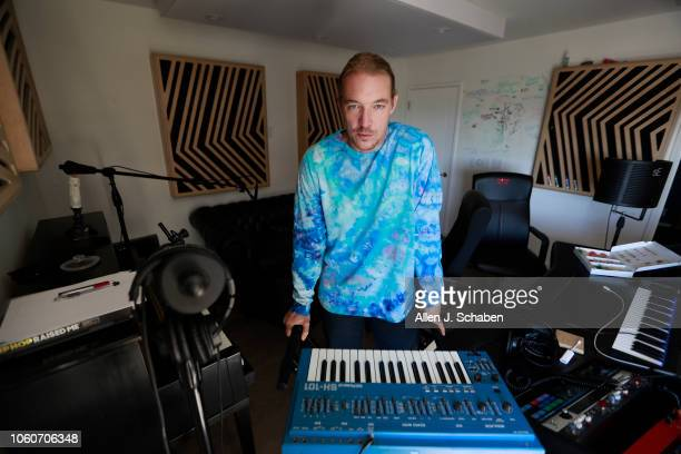 Music producer Diplo is photographed for Los Angeles Times on October 18 2018 in Los Angeles California PUBLISHED IMAGE CREDIT MUST READ Allen J...