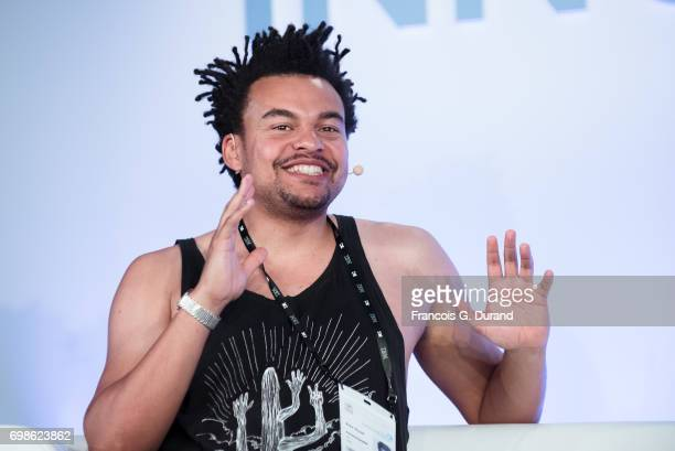 Music Producer Founder and CEO of KIDinaKORNER Alex Da Kid attends the Cannes Lions Festival 2017 on June 19 2017 in Cannes France