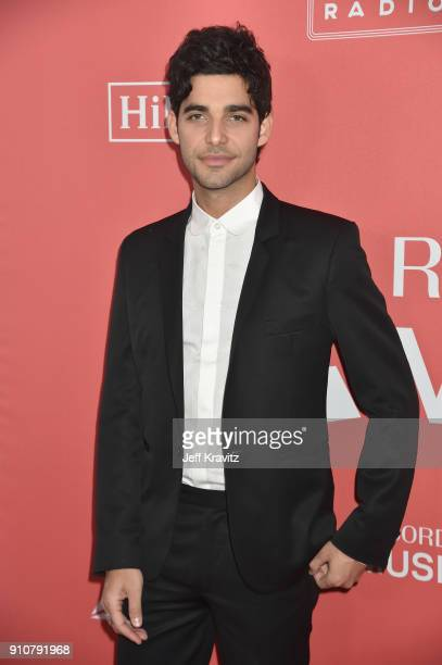 Music Producer Freddy Wexler attends MusiCares Person of the Year honoring Fleetwood Mac at Radio City Music Hall on January 26 2018 in New York City
