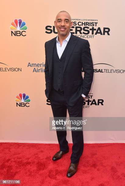 Music producer Harvey Mason Jr attends an FYC Event for NBC's Jesus Christ Superstar Live in Concert at the Egyptian Theatre on May 21 2018 in...