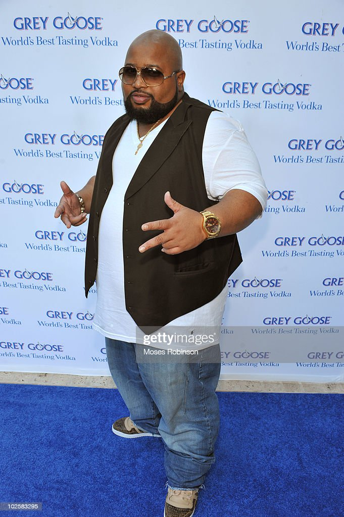 Music Producer Jazze Pha attends the Grey Goose summer soiree on July 1, 2010 in Atlanta, Georgia.