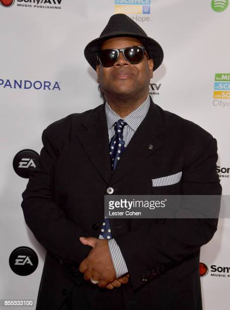 Music producer Jimmy Jam at City of Hope's Music, Film and Entertainment Industry's Songs of Hope Event on September 28, 2017 in Sherman Oaks,...
