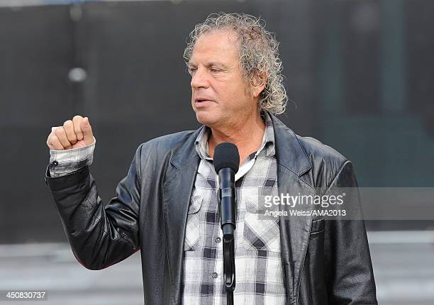 Music producer Larry Klein attends the 2013 American Music Awards press conference held at Nokia Plaza L.A. LIVE on November 20, 2013 in Los Angeles,...