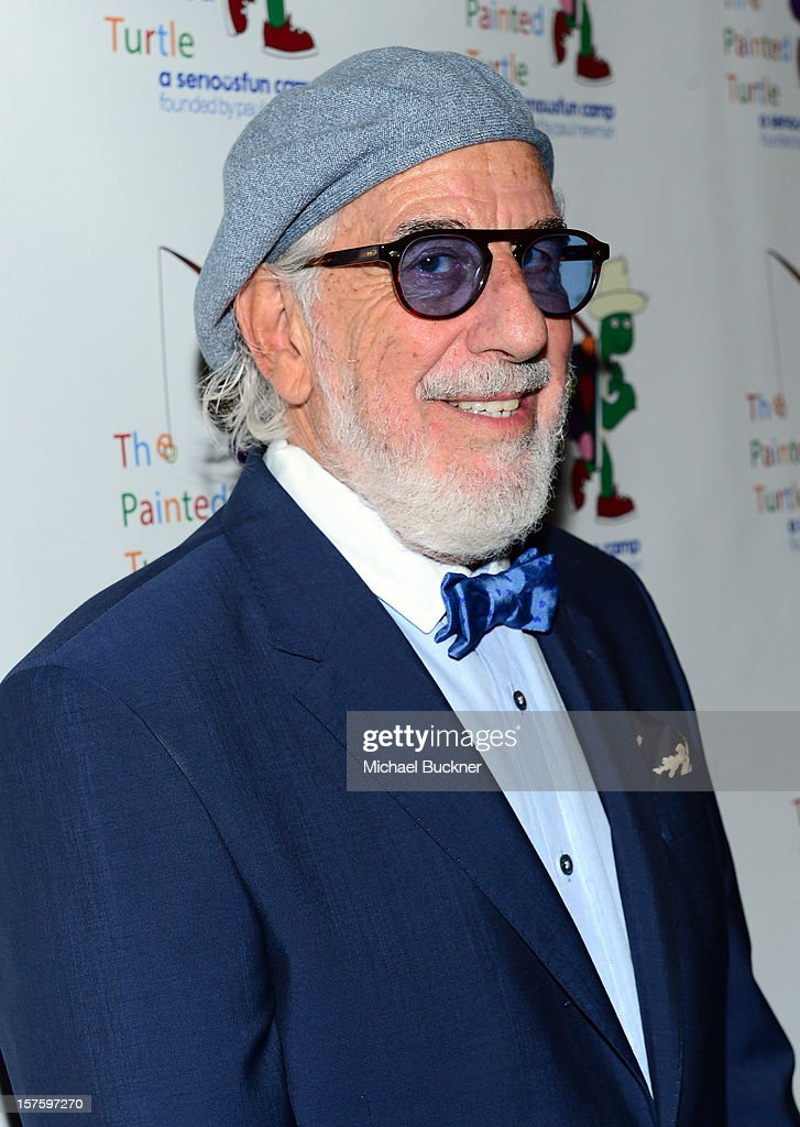 Music producer Lou Adler attends a celebration of Carole King and her music to benefit Paul Newman's The Painted Turtle Camp at the Dolby Theatre on December 4, 2012 in Hollywood, California.