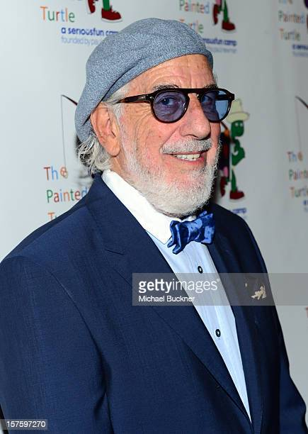 Music producer Lou Adler attends a celebration of Carole King and her music to benefit Paul Newman's The Painted Turtle Camp at the Dolby Theatre on...