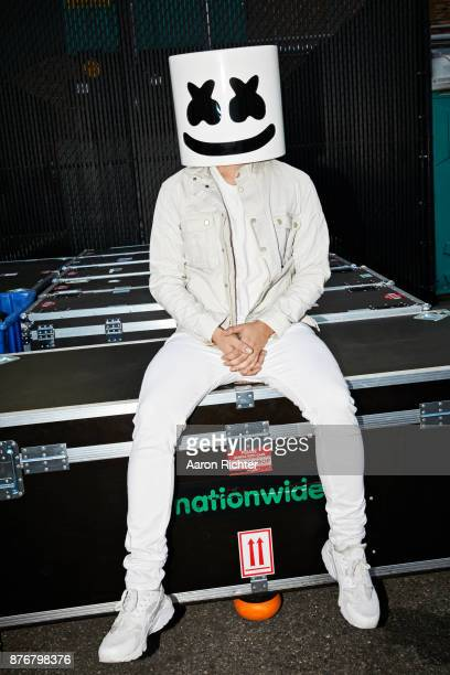 Marshmello imagens e fotografias getty images music producer marshmello is photographed for billboard magazine on august 20 2017 at the billboard hot stopboris Gallery
