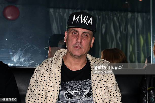 Music producer Mike Dean attends SOB's on October 21 in New York City