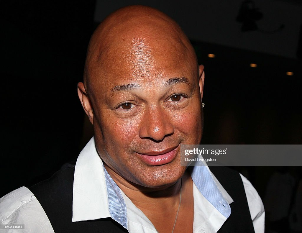 Music producer Narada Michael Walden attends the GRAMMY Museum press event for 'Whitney! Celebrating the Musical Legacy of Whitney Houston' at The GRAMMY Museum on August 15, 2012 in Los Angeles, California.