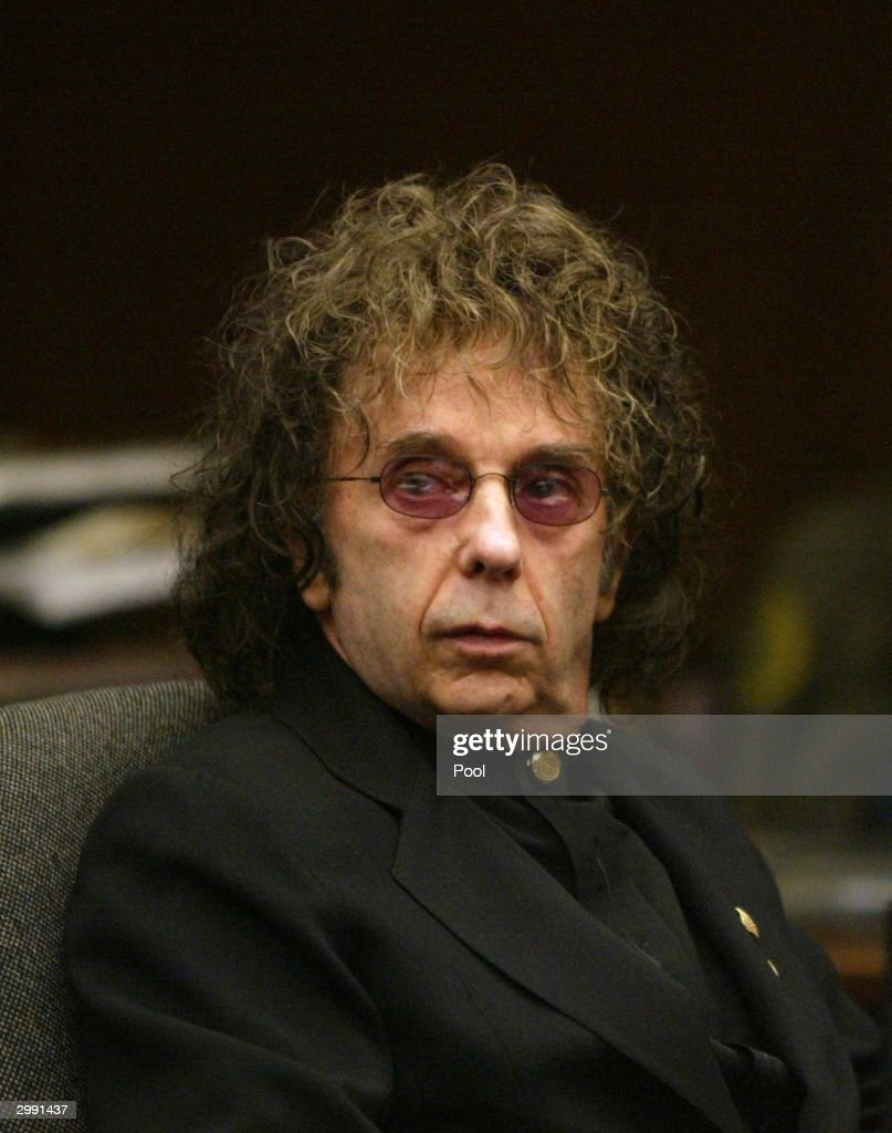Phil Spector Appears In Los Angeles Court